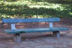 [park bench]