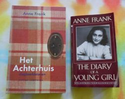 [Dutch and English editions of the book]