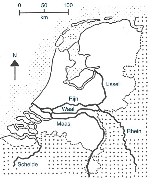 [The Dutch Big Rivers]