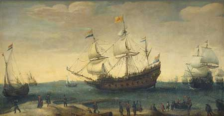Dutch Sailors and Ships of the 17th Century