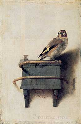 [a 17th-century painting of a bird]