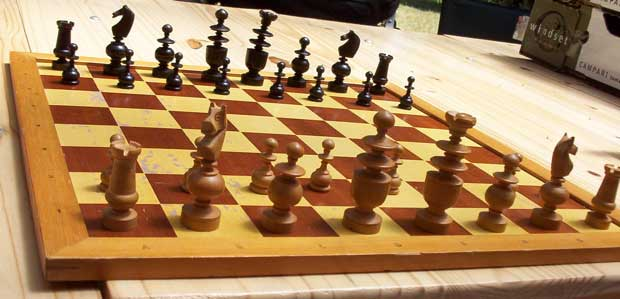 [a chess board]