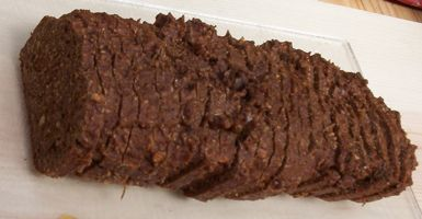 Rye Bread Pumpernickel Roggebrood Recipe