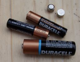 [a couple of batteries]