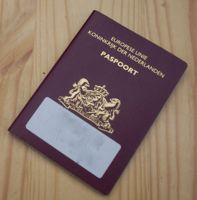 [a Dutch passport]